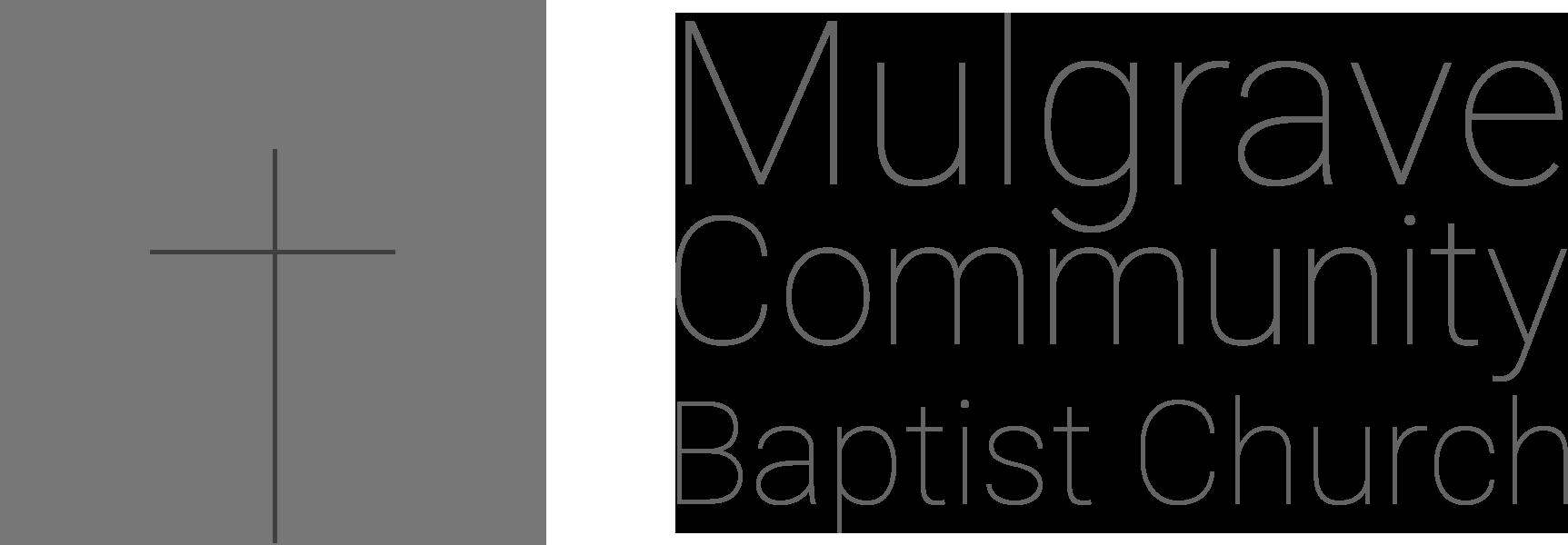Mulgrave Community Baptist Church